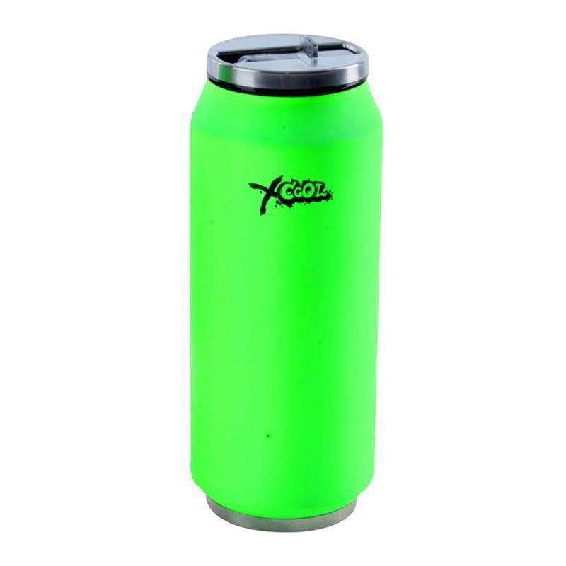 ORION Themal mug flask CAN MAT green 0,4L