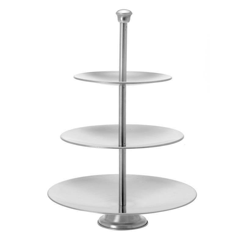 ORION Cake stand 3 levels for cake / fruit