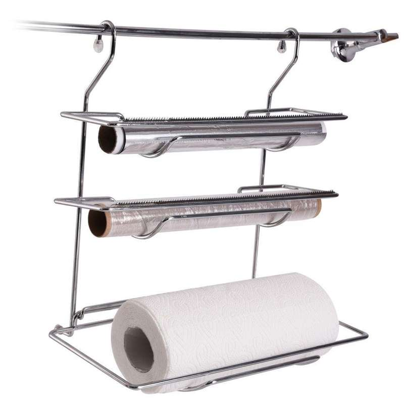 ORION Feeder for kitchen towel, foil RAIL
