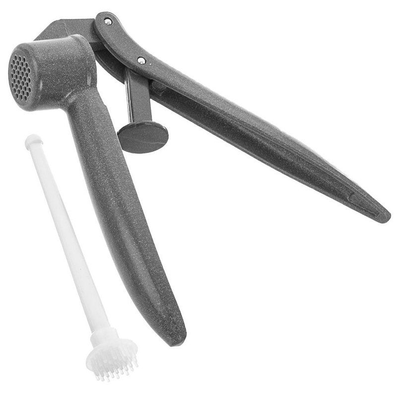 ORION Garlic press with cleaning tool