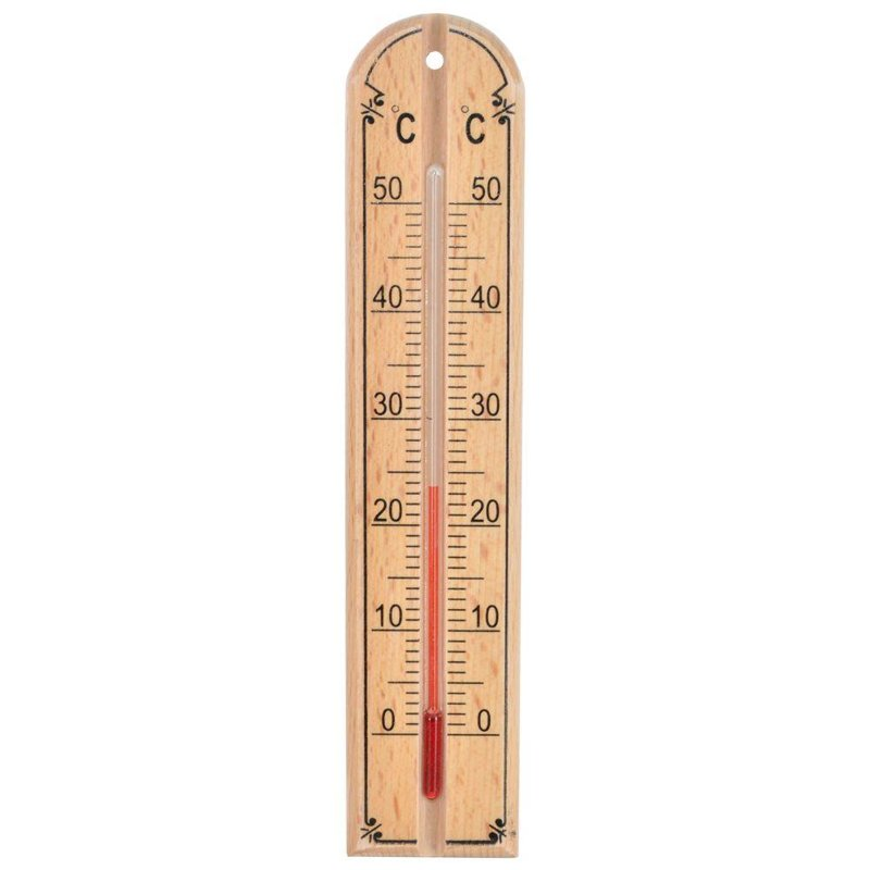 ORION Indoor thermometer WOOD