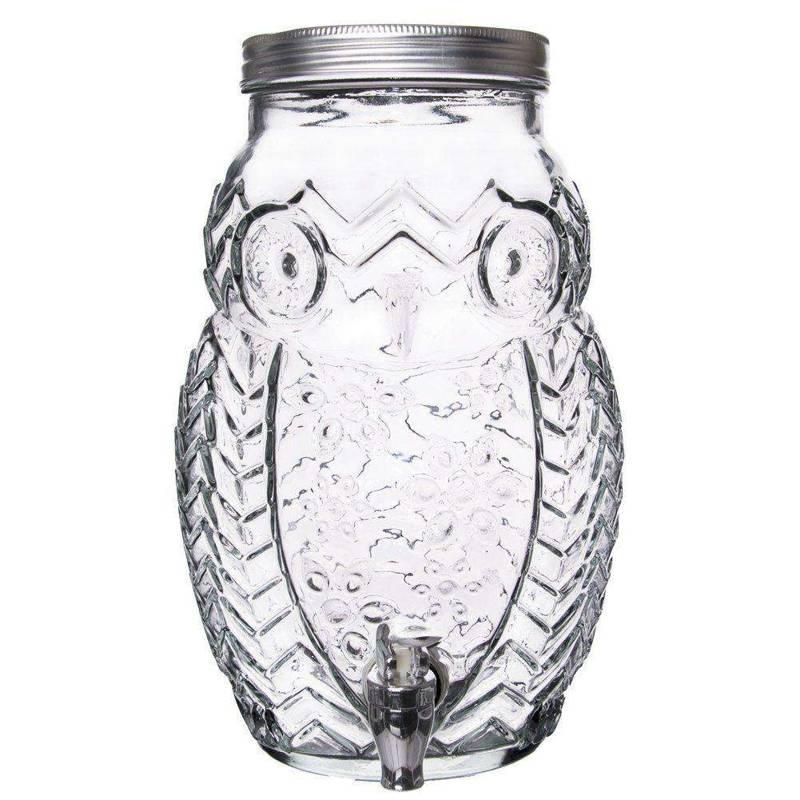 ORION Jar / jar with tap for lemonade drinks 5,2L
