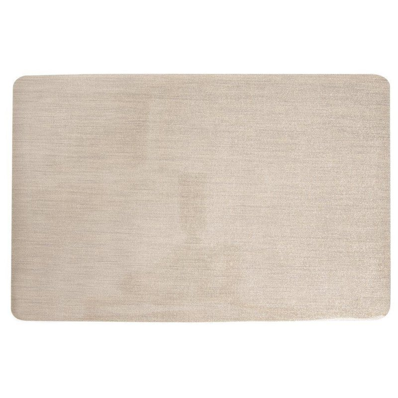ORION Kitchen MAT pad under plate for table golden