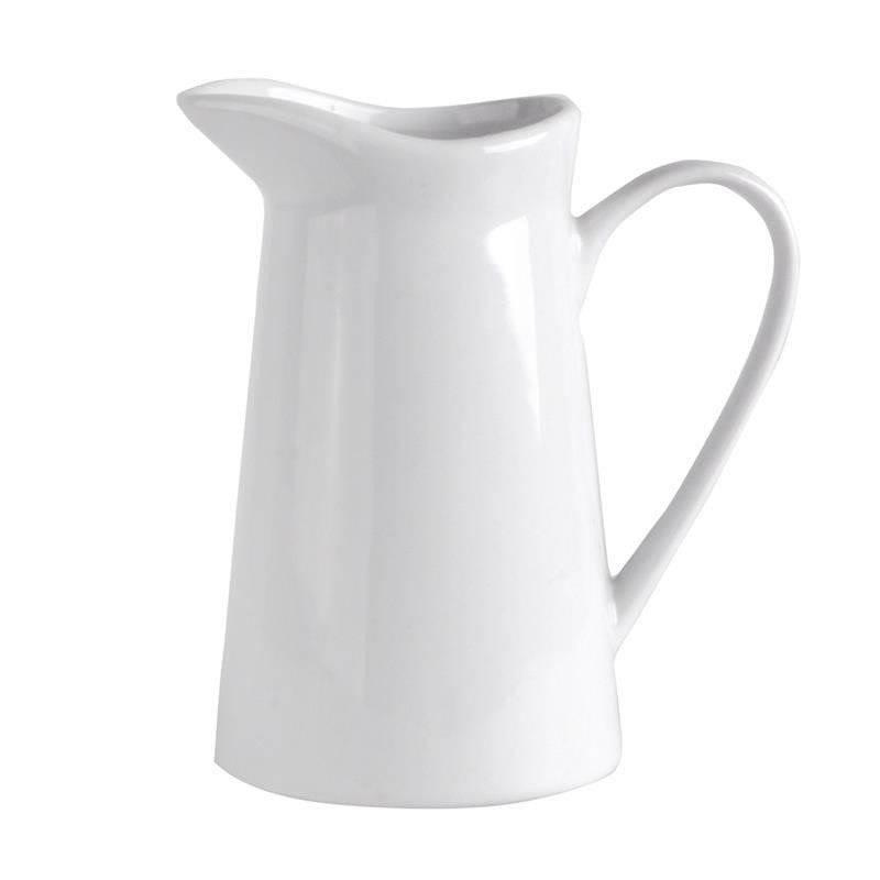 ORION Milk jug porcelain jug for milk 0,21l