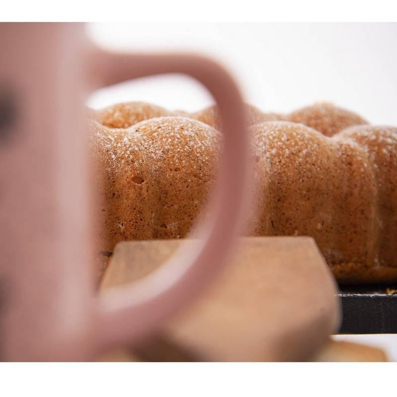 ORION Mold for FRUIT CAKE POUND CAKE half-round