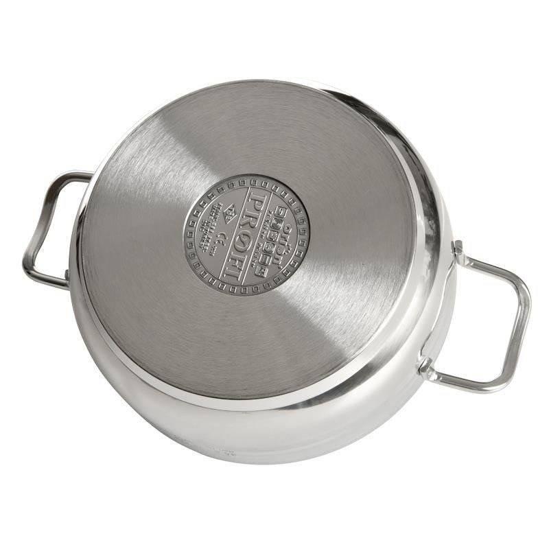 ORION Pressure cooker steel induction PROFI 3,5L