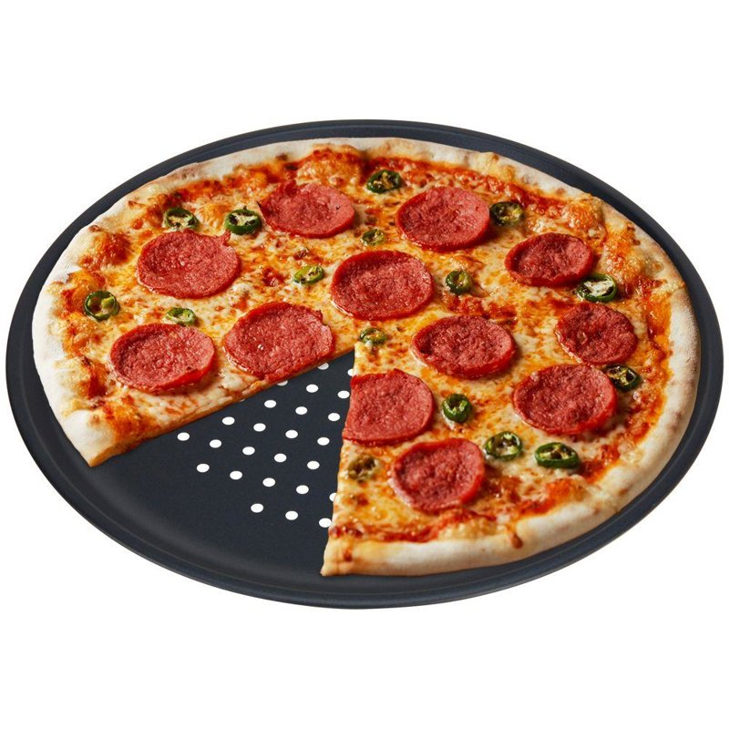 ORION Tray / pizza Tray / for pizza perforated