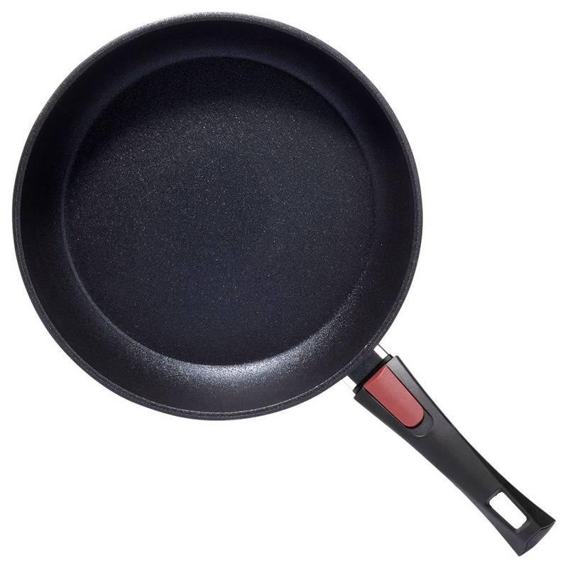 ORION Bratpfanne mit DIAMANTPARTIKELN 28 cm induktionsgeeignet backofengeeignet