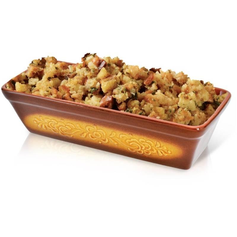 ORION KERAMIKFORM zum Brotbacken / Brotbackform / Backform für Pasteten Kuchen