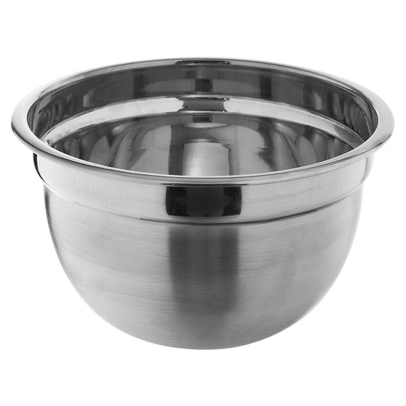 ORION Schüssel Küchenschüssel aus Stahl GERMAN 13 cm