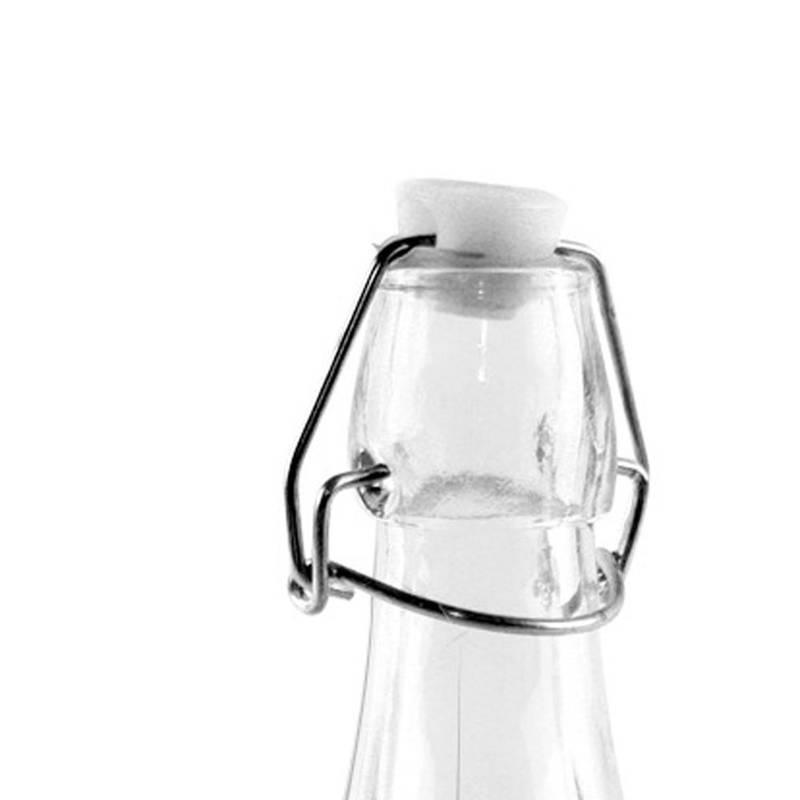 Butelka szklana na wino, nalewki 0,53L