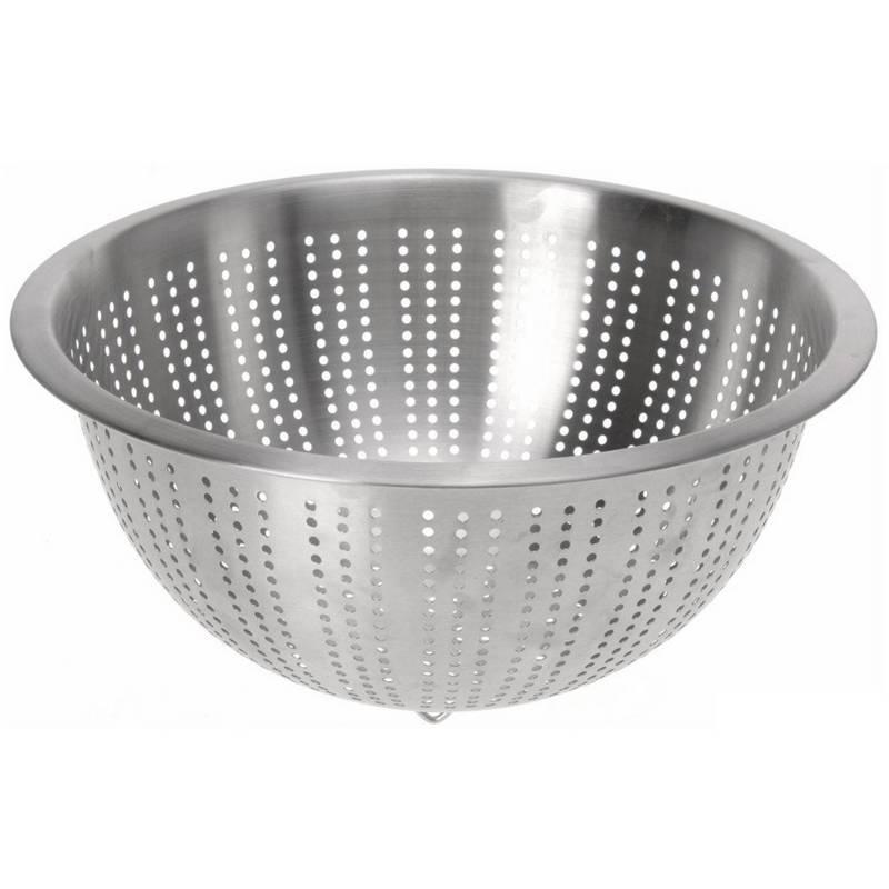 Cedzak kuchenny durszlak stalowy sitko 28 cm