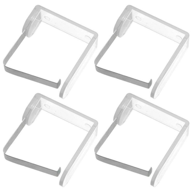Clips Handles Clamps for the table cloth 4 pcs