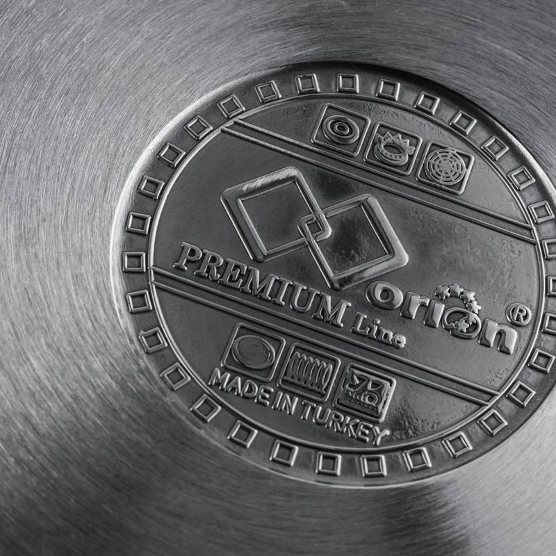 Czajnik stalowy dzbanek PREMIUM 1,68L gaz indukcja