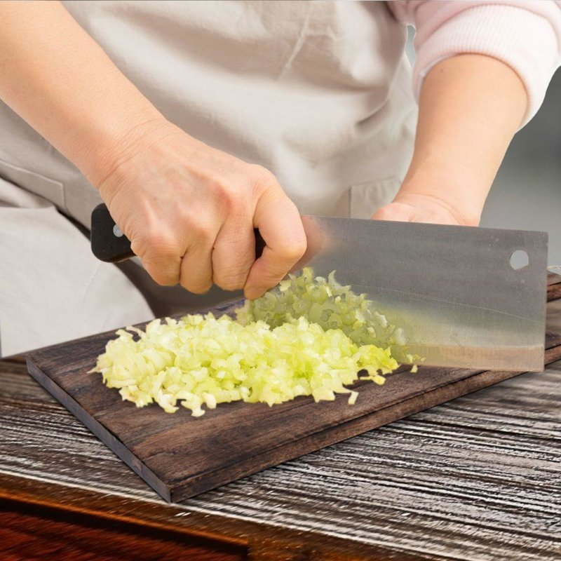 Deska kuchenna drewniana mango do krojenia, serwowania, 43x18 cm, z uchwytem