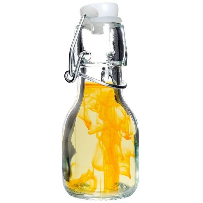 Dozownik do oliwy octu mała BUTELKA na oliwę ocet 75ML