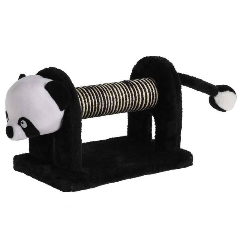 Drapak dla kota, zabawka do drapania, panda, 51x16x16 cm