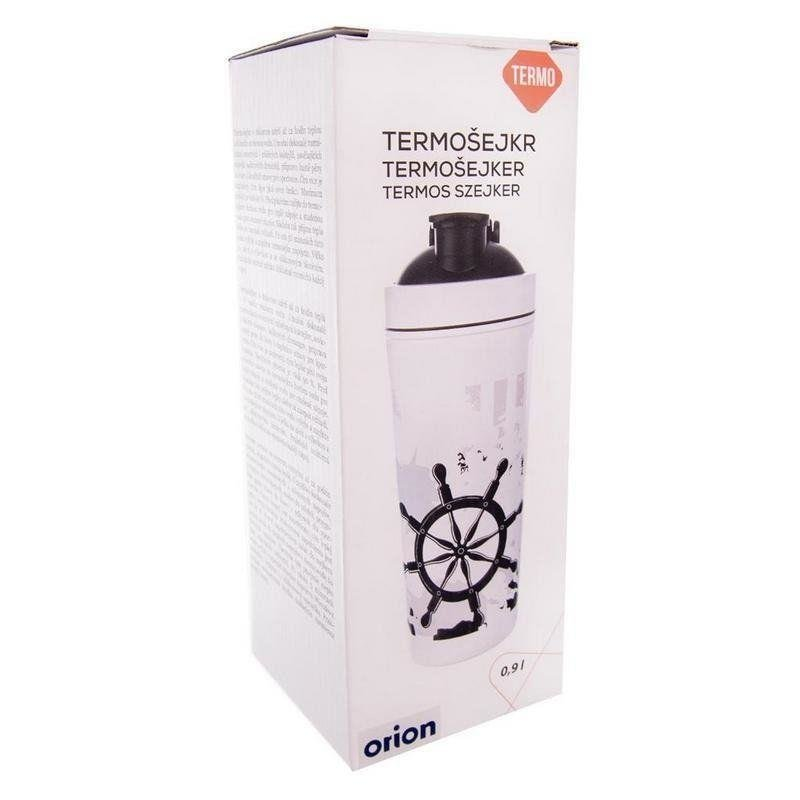 Kubek termiczny termos stalowy 0,9L SHAKER