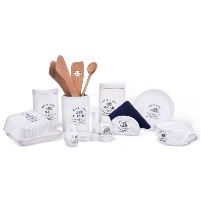 Maselnica / maselniczka ceramiczna SWEET HOME