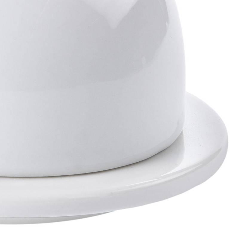 Maselniczka, maselnica ceramiczna, pojemnik na masło, mini