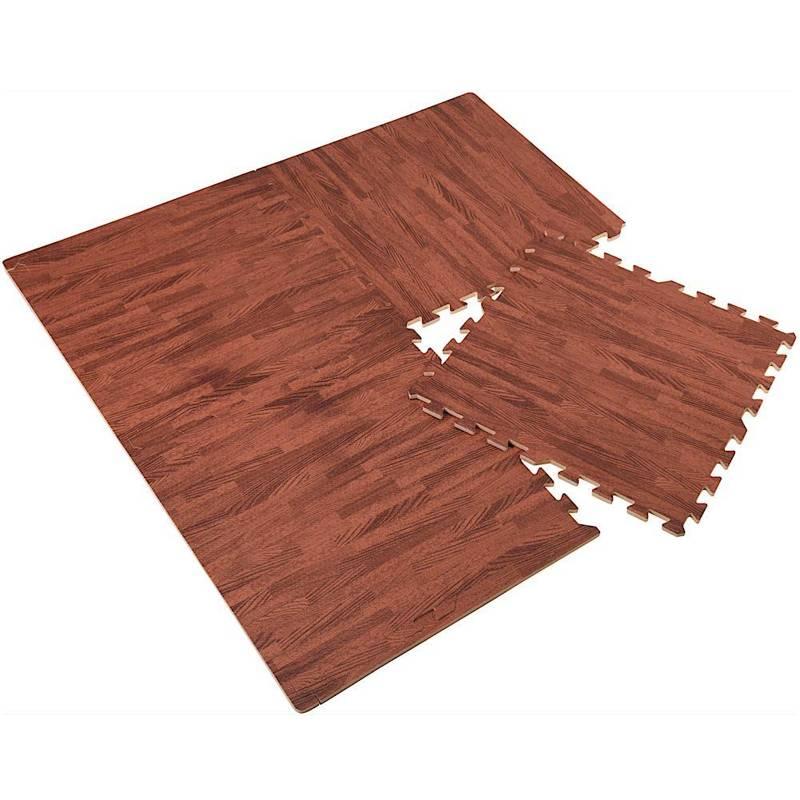 Mata piankowa, podłogowa, do ćwiczeń, puzzle, 60x60 cm, 4 sztuki