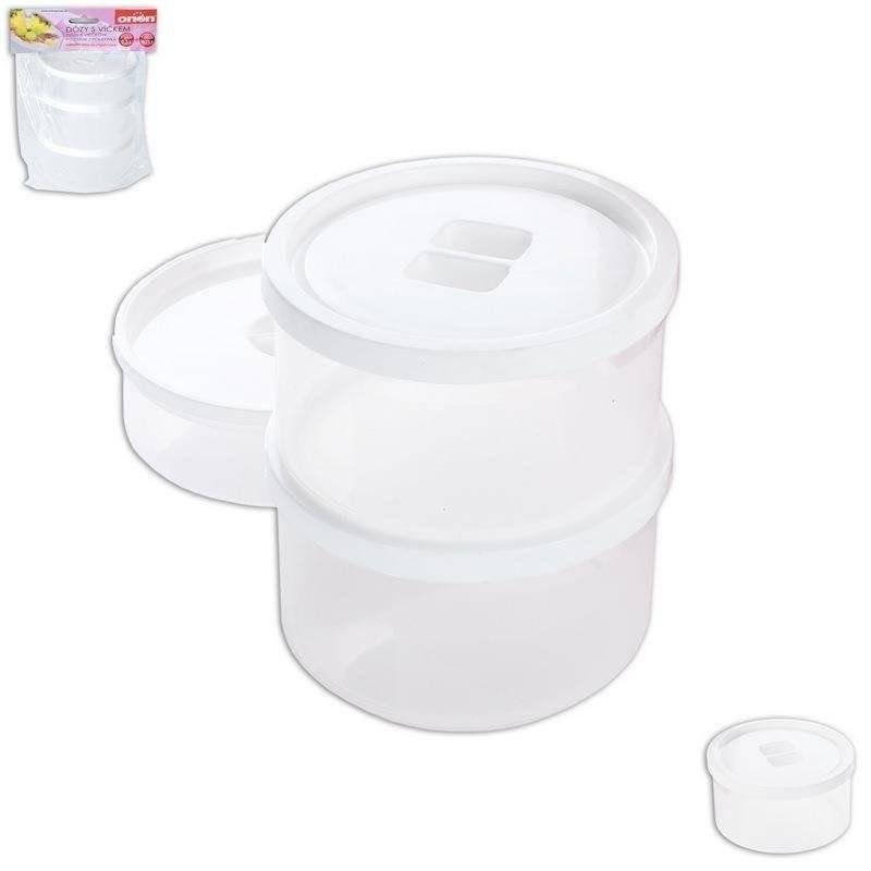 Pojemnik 3 szt. do jogurtownicy