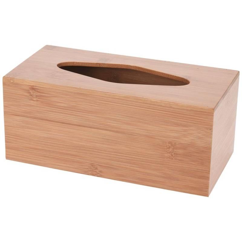Pojemnik CHUSTECZNIK pudełko bambusowe CHUSTECZKI