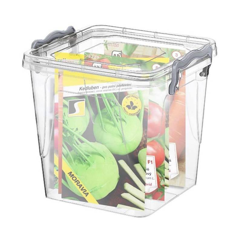Pojemnik do żywności z pokrywką zestaw komplet pojemników 3 sztuki