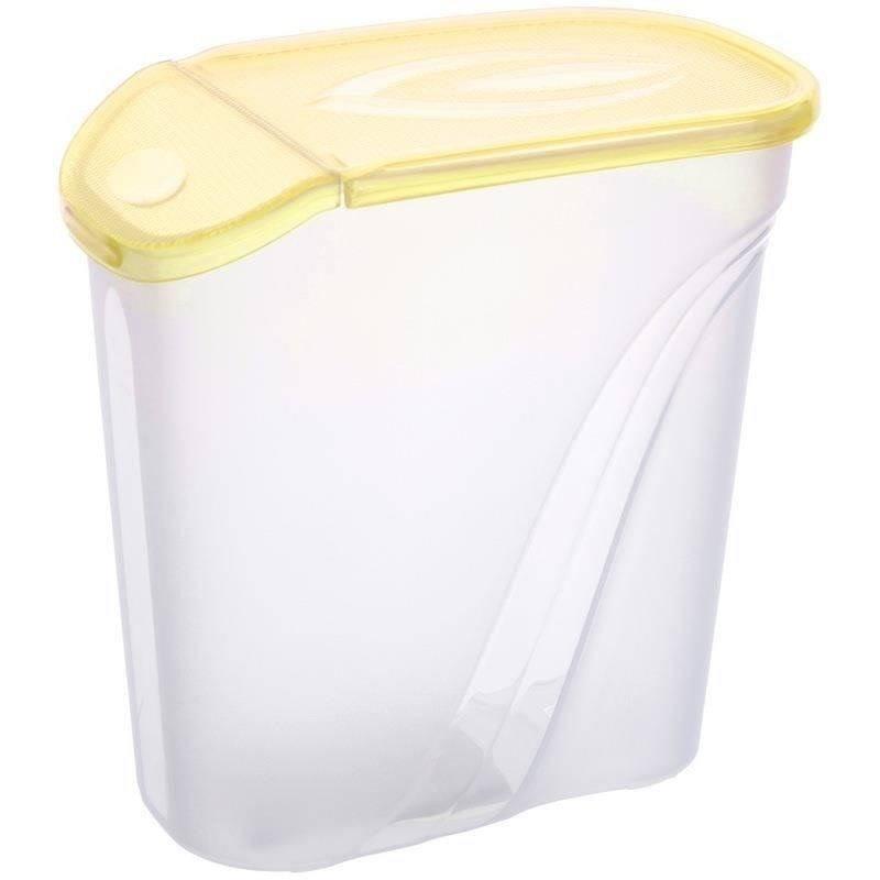 Pojemnik na żywność płatki kasze makaron 1 l