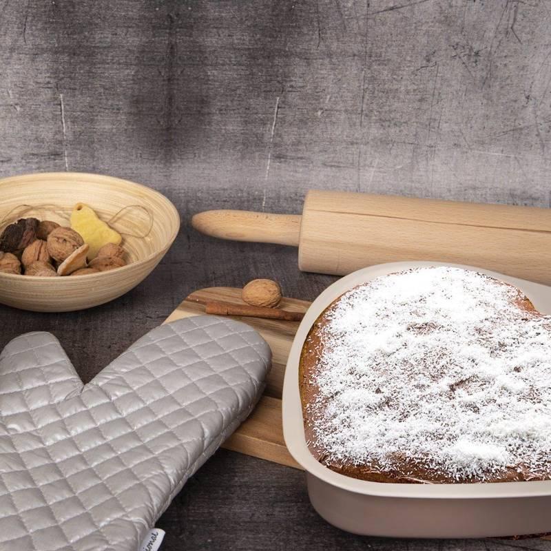 Profesjonalna rękawica kuchenna 36x19 cm teflonowa