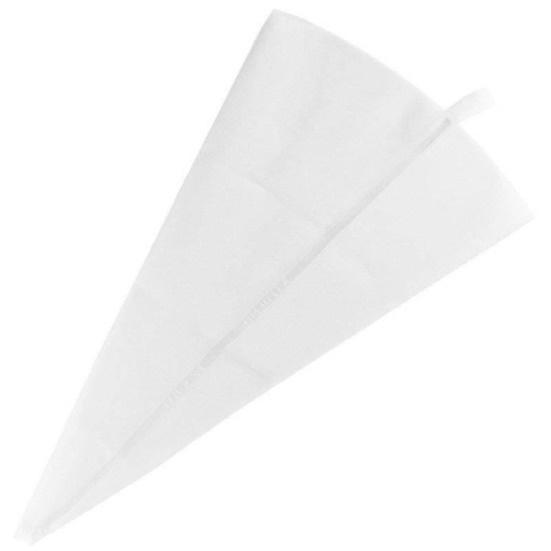 Rękaw cukierniczy SILIKONOWY worek dekorator 45 cm