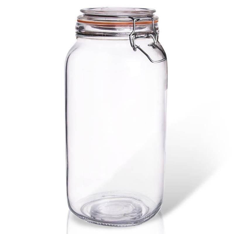 Słoik / pojemnik szklany patentowy BELA 2l
