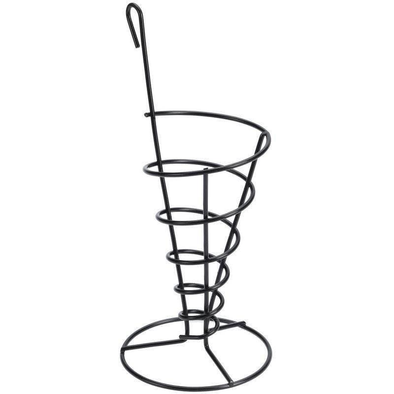 Stojak koszyk podstawka na frytki rożek do serwowania frytek