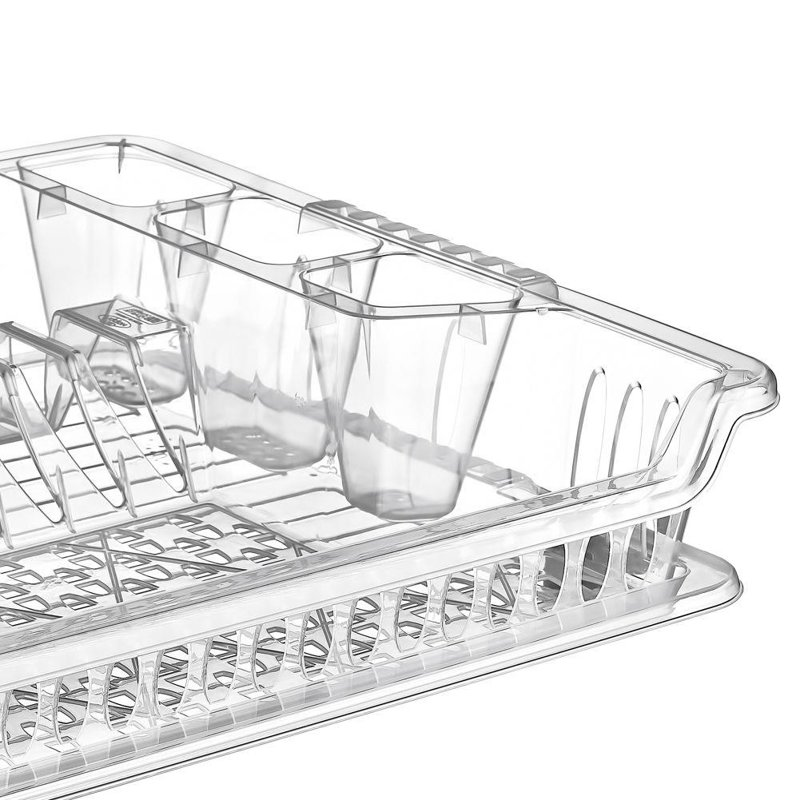 Suszarka na naczynia ociekacz na naczynia talerze sztućce