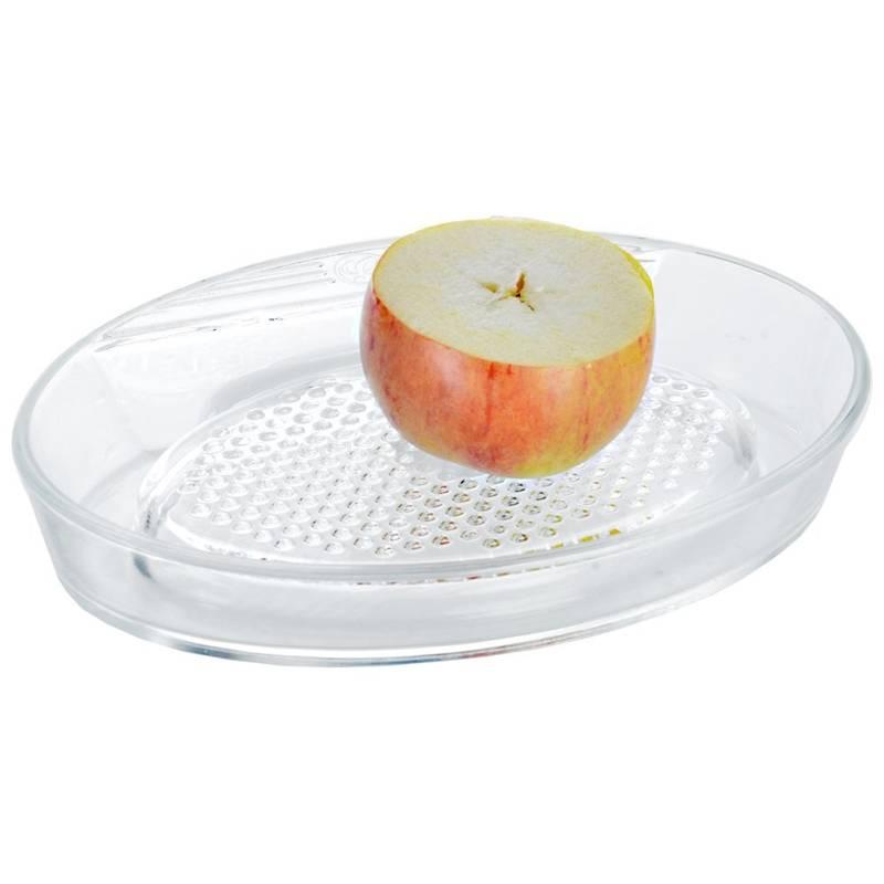 Tarka szklana do tarcia jabłek przecierak