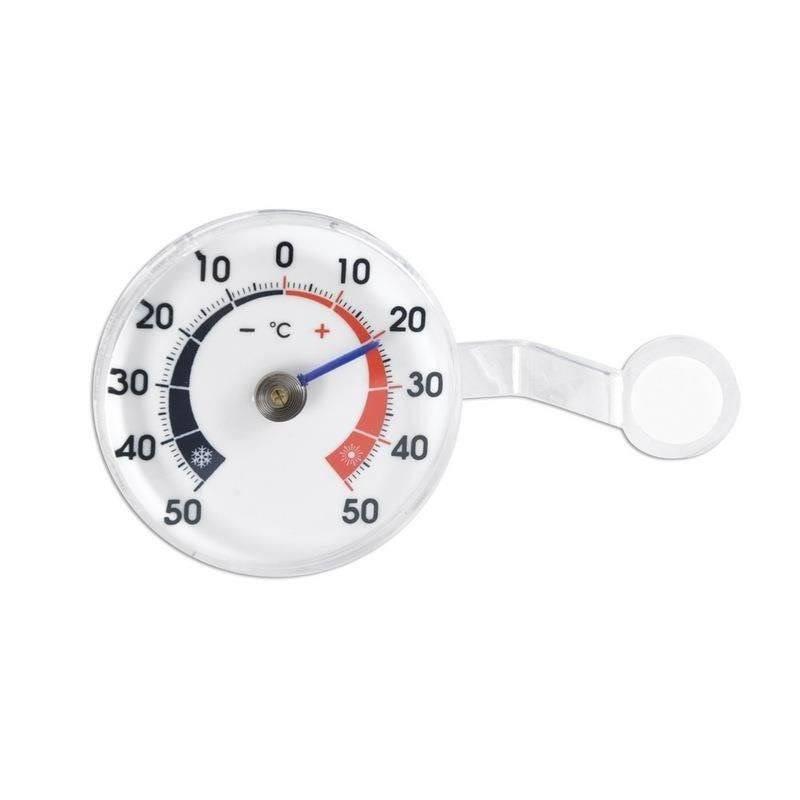 Termometr zewnętrzny OKIENNY przyklejany na okno