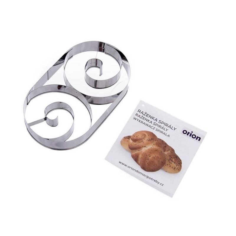 Wykrawacz / foremka do ciastek pierników ROGALIK