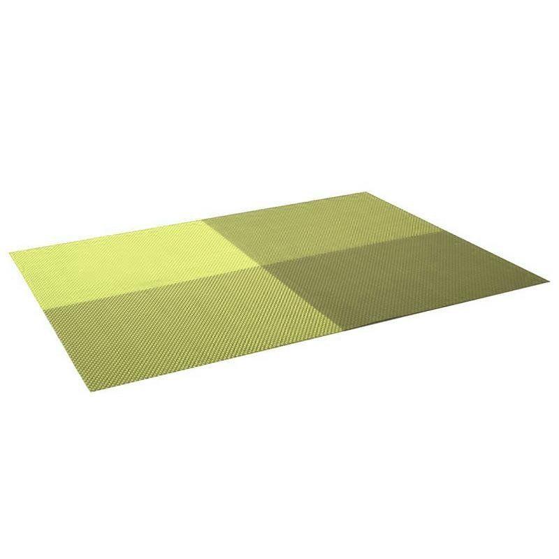 Covoraș de masă, 30x45 cm, CUBE, verde